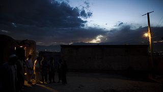 افغانستان در خاموشی