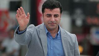 Eski HDP Eş Genel Başkanı Selahattin Demirtaş