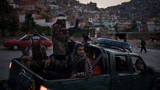 مقاتلو طالبان في أفغانستان