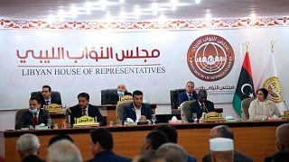 Libya Temsilciler Meclisi (arşiv)