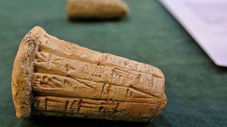 عتیقههای باستانی عراق