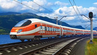 What ever happened to the China-US railway line planned in 2014?