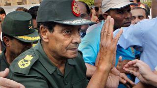 Mısır eski Savunma Bakanı Mareşal Muhammed Hüseyin Tantavi (arşiv)