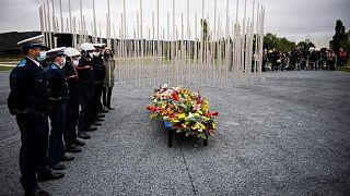 مراسم یادبود بیستمین سالگرد انفجار مرگبار یک کارخانه در تولوز