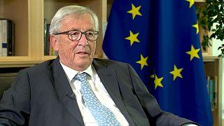 Jean-Claude Juncker gives his take on Merkel's European legacy