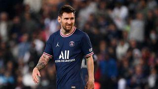 Lionel Messi salterà la prossima gara di campionato per infortunio