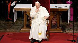 Papa Francis: Bazıları istemese de Tanrıya şükür hala hayattayım