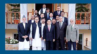 نماینده ویژه روسیه، چین و پاکستان با کرزی و عبدالله دیدار کردند
