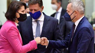 L'Unione Europea solidarizza con la Francia