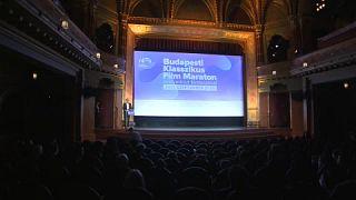 A Budapesti Klasszikus Film Maraton megnyitója