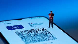 Digitales COVID-Zertifikat der EU