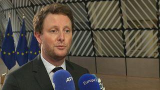 Clément Beaune, ministro francese per gli Affari Europei