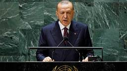 Erdoğan BM'de konuştu: Paris İklim Anlaşması'nı önümüzdeki ay Meclis onayına sunmayı planlıyoruz