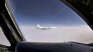 ΝΑΤΟ: Συναγερμός με πτήση ρωσικών βομβαρδιστικών στη Βαλτική
