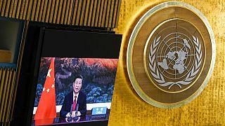 Il messaggio di Xi Jinping alle Nazioni Unite.