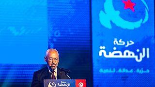 """حذّرت حركة النهضة الثلاثاء من أنّ قرارات الرئيس قيس سعيّد الأخيرة بتواصل التدابير الاستثنائية """"تهدّد بتفكيك الدولة"""""""