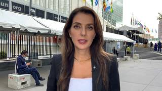 Susan Modaress Tehrani, corresponsal en Nueva York