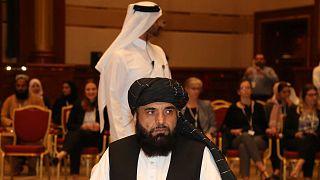 سهیل شاهین، سخنگوی طالبان