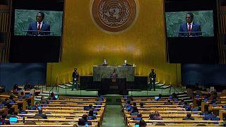 Vaccins, démocratie et terrorisme : l'Afrique s'exprime à l'ONU