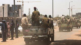 الجيش السوداني- أرشيف.
