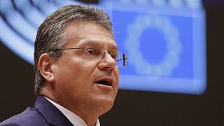 European Commissioner for Inter-institutional Relations and Foresight Maros Sefcovic