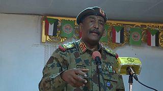 Abdel Fattah al-Burhane, chef de l'armée soudanaise