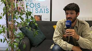 French cinematographer and documentary filmmaker Emmanuel Cappellin.