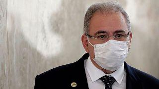 مارسلو کِیروگا، وزیر بهداشت برزیل