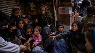 بحران سلامتی در افغانستان