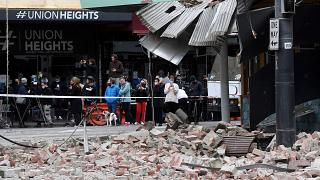 Selten: Erdbeben in Australien