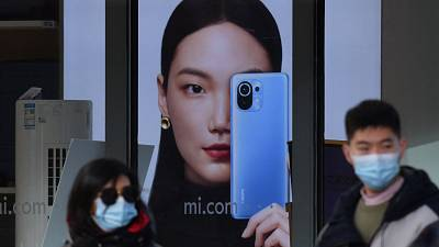 Chinese smartphone maker Xiaomi was criticised by a new cyber security report published by Lithuanian authorities