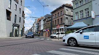 Ciudad de Gante, Bélgica