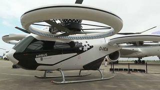 Fliegendes E-Taxi ab 2023 am Himmel?