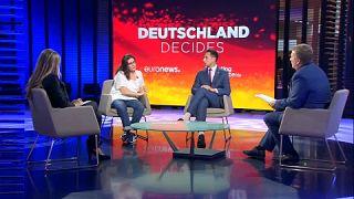 Diskussionsrunde zur Bundestagswahl