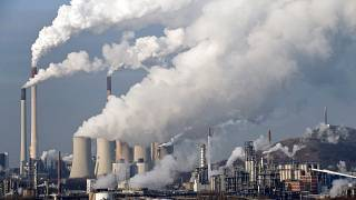 2009 file photo of a coal burning power plant in Gelsenkirchen, Germany