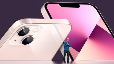 Apple unveiled its new iPhone 13 last week.