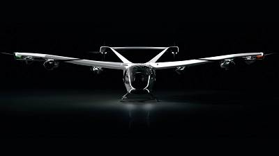 Aibus has revealed their latest next generation CityAirbus flying taxi model set for test flights in 2023.