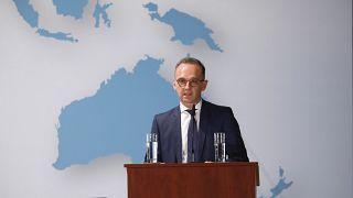 هایکو ماس، وزیر امور خارجه آلمان