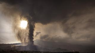 Nuvem tóxica poupa Portugal Continental e Madeira