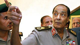 المشير محمد حسين طنطاوي ، رئيس المجلس العسكري الحاكم في مصر، الثلاثاء 13 سبتمبر 2011
