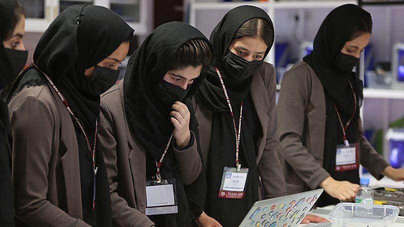 KARIM JAAFAR / AFP
