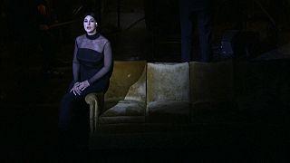 Maria Callast alakítja Monica Bellucci egy különleges darabban