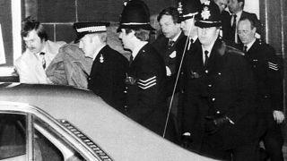 ألقت الشرطة القبض على بيتر ساتكليف في 02 يناير 1981