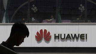 """العلامة التجارية للهواتف الذكية الصينية """"هواوي"""""""