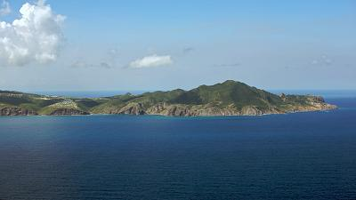 Montserrat has been described as one of the most 'dramatic' of the Caribbean islands.