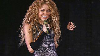 La cantante colombiana Shakira en una imagen de 2018