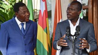 Benin President meets rival and predecessor Boni Yayi