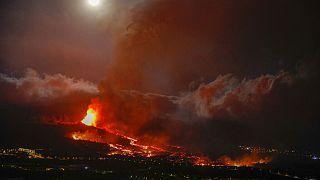 Der Vulkan auf La Palma tobt weiter