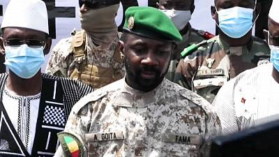Mali marks 61st independence day celebration with military parade