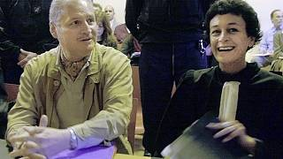 Carlos 'El Chacal' y su abogada durante un juicio en una imagen de archivo